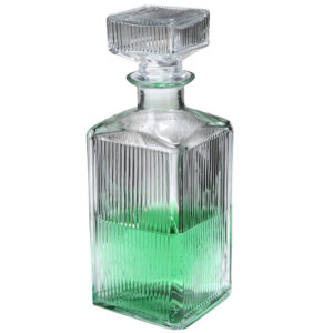 55606 Plaiser Decanter Bottle W/Lid 30 oz