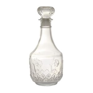 55638 Orchid Decanter Bottle 34 oz