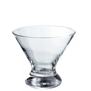 C69022 Bolero Stemless Martini 7.5 oz
