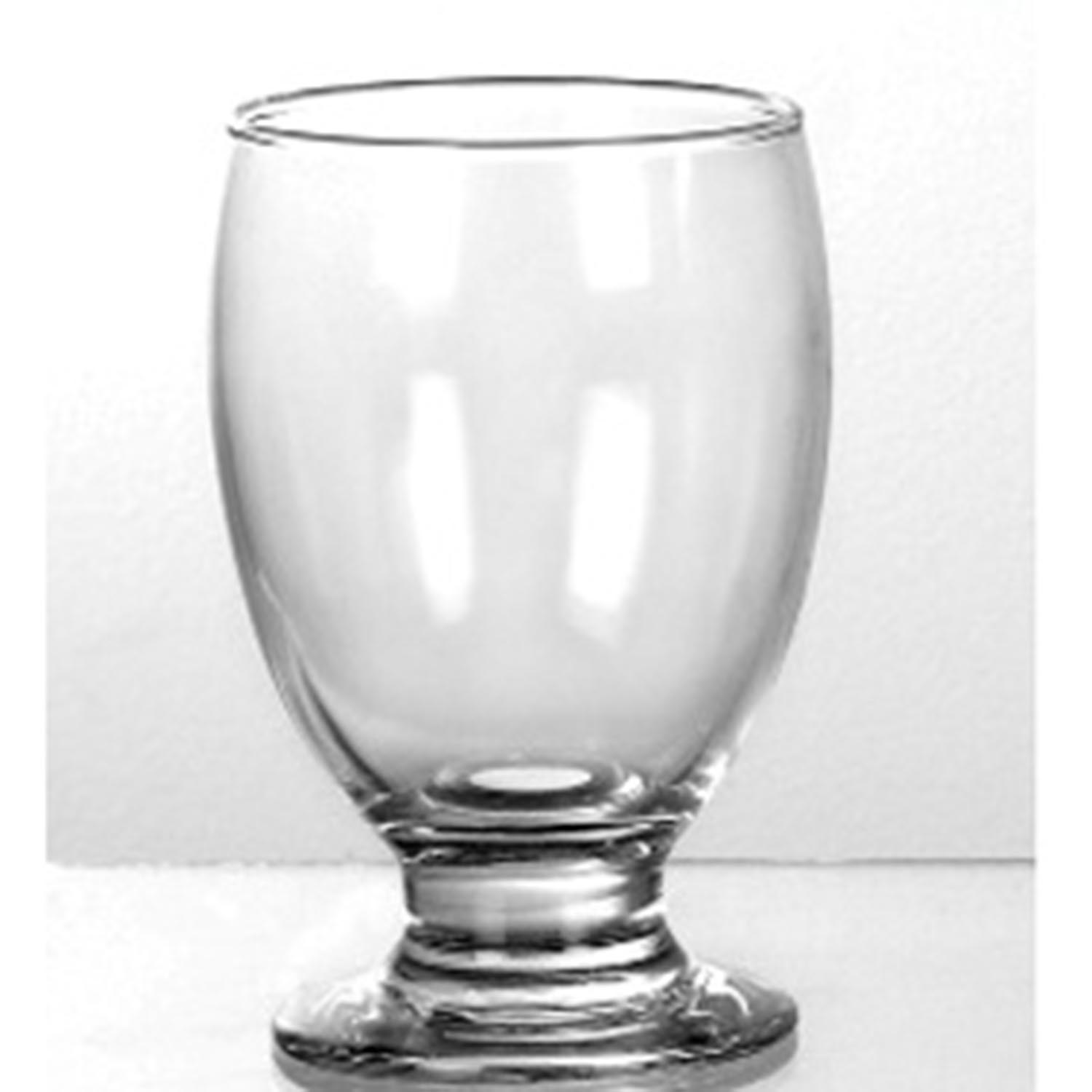 55641 Cheerful Water Goblet 10 Oz Epure Glass